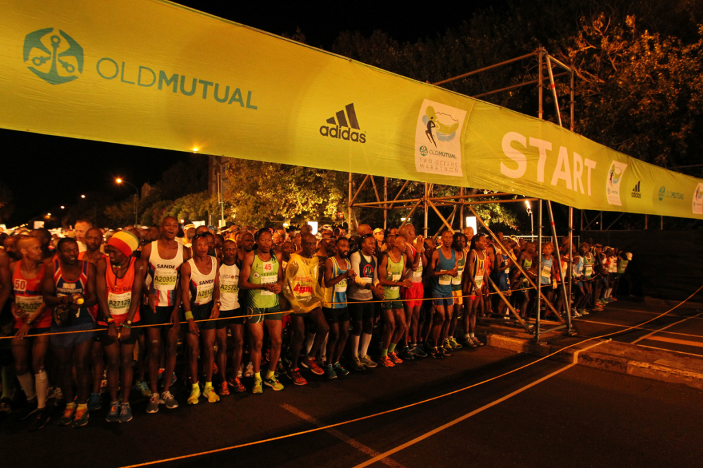 2015 Old Mutual Two Oceans Marathon